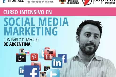 curso intensivo social media marketing interlat