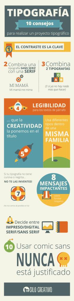 10 consejos para comenzar un proyecto tipográfico