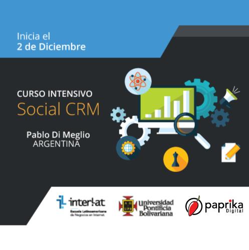 Curso intensivo Social CRM