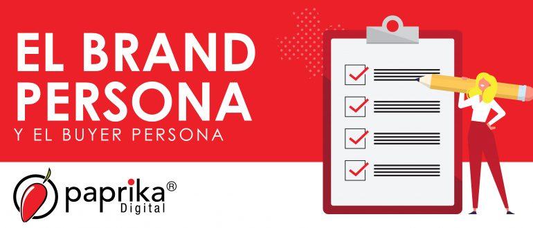 ¿Qué es el brand y buyer persona?