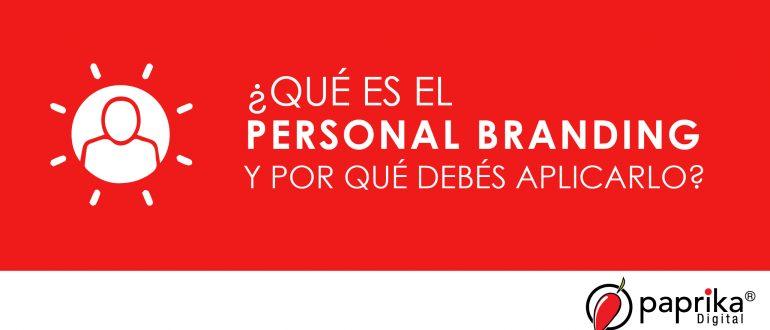 Importancia del personal branding
