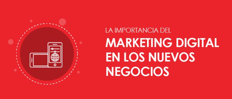 Marketing Digital en los nuevos negocios